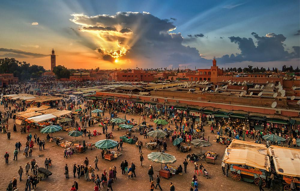 Transfert Marrakech